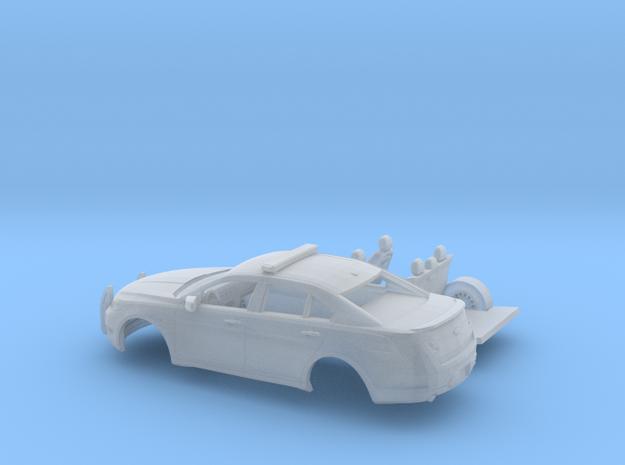 1/87 2009-12 Ford Taurus Police Interceptor Kit