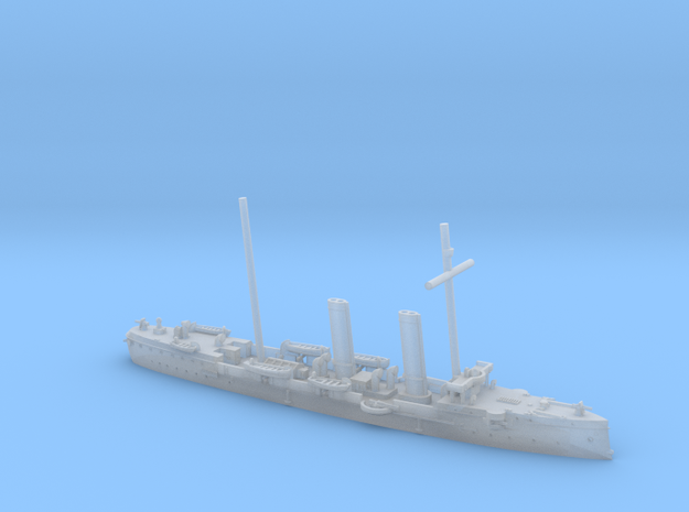 SMS Leopard 1/1250 in Smooth Fine Detail Plastic
