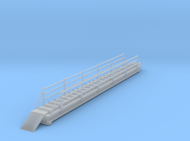 Gangway model 1 in Smooth Fine Detail Plastic