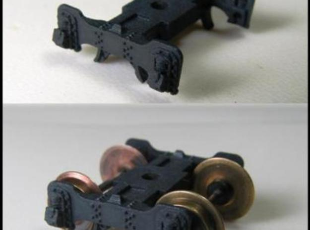 TTT97s TT scale Fox trucks x 8 3d printed