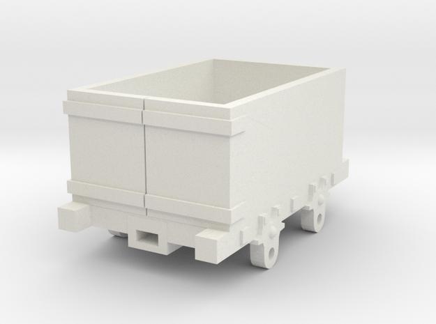 O-16.5 Talyllyn inspired open end wagon