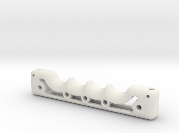 Handgrip XL Light in White Natural Versatile Plastic