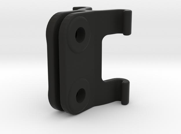 Frame Number Holder - Aero Seatpost in Black Natural Versatile Plastic