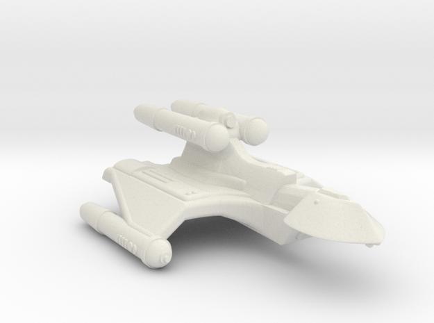 3788 Scale Romulan RoyalHawk-K+ Command Cruiser MG in White Natural Versatile Plastic