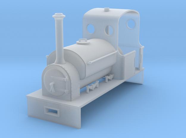 RAR Carronade loco in Smooth Fine Detail Plastic: 1:43.5