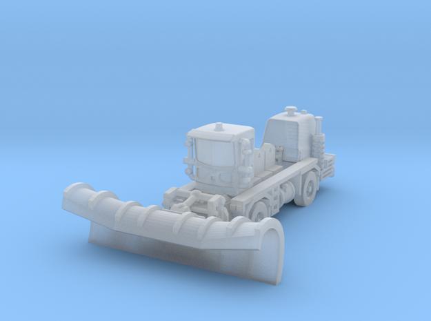 OK H gen3 ver2 plow in Smoothest Fine Detail Plastic: 1:400