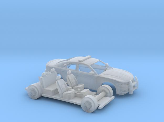 1/160 2015 Dodge Charger Police Interceptor Kit