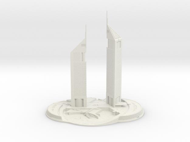 Jumeirah Emirates Towers (1:1800)