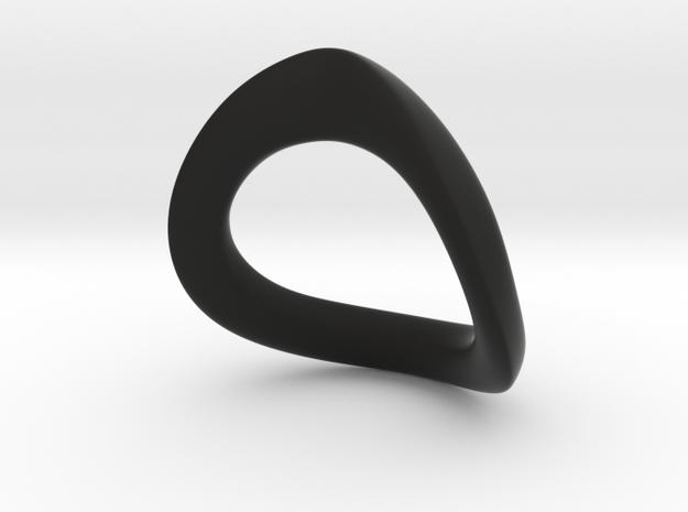JNada CRing 52.5mm - 2.07INCH in Black Premium Versatile Plastic