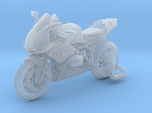 Superbike  1:87 HO in Smooth Fine Detail Plastic