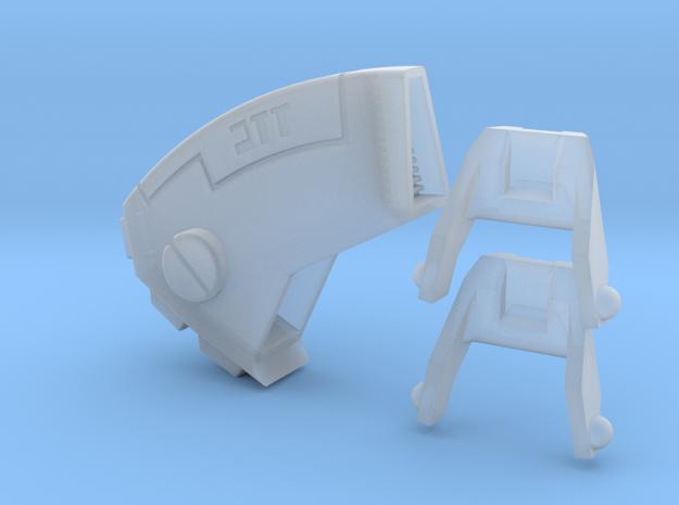 Tsunami Mech Essentials in Smooth Fine Detail Plastic