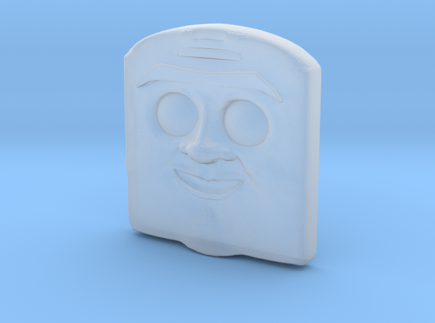 Norman - Happy H0/00 in Smooth Fine Detail Plastic