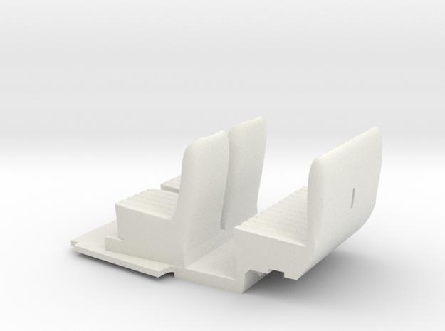 Altes Automobil (2/2) in White Natural Versatile Plastic