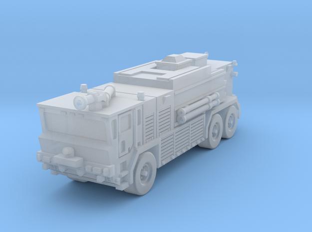 OK T3000 6x6 ARFF Fire Truck in Smoothest Fine Detail Plastic: 1:400