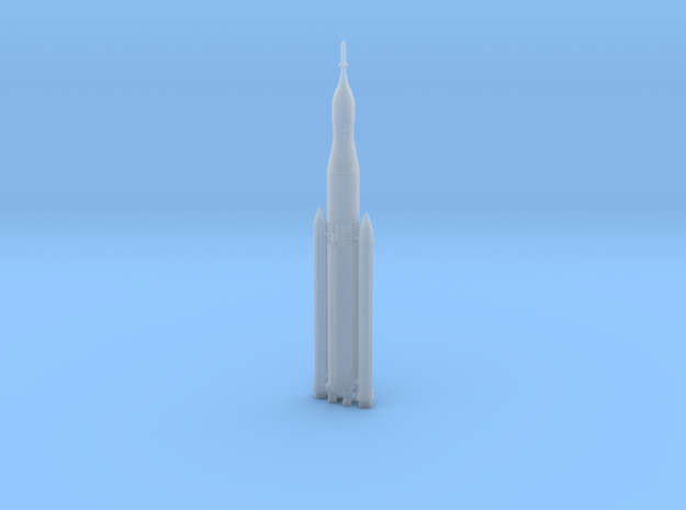NASA SLS (Space Launch System) 1/500 or 1/200 in Smooth Fine Detail Plastic: 1:500