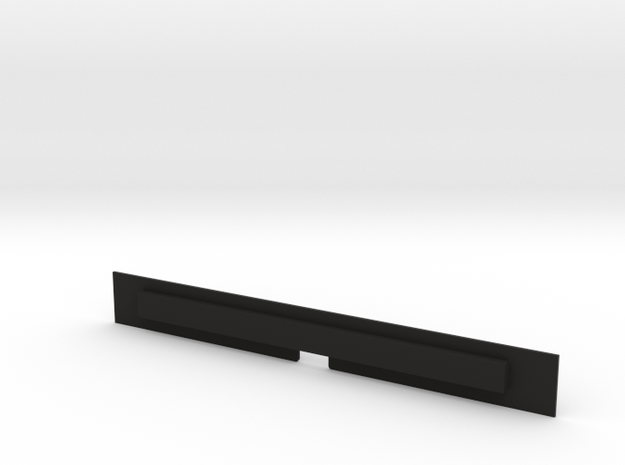 gmc tailgate insert in Black Natural Versatile Plastic
