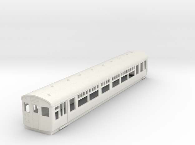 o-100-lner-dr-trailer-1st-coach in White Natural Versatile Plastic