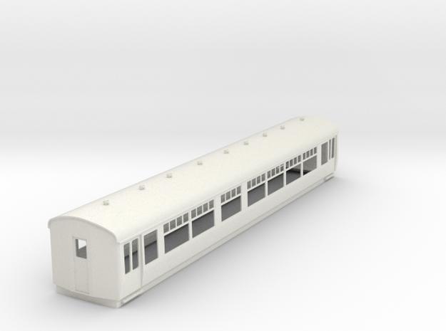 o-32-lner-trailer-1st-coach in White Natural Versatile Plastic