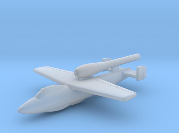 """(1:285) Junkers Ju EF126 """"Elli"""" (shoulder wings)  in Smooth Fine Detail Plastic"""