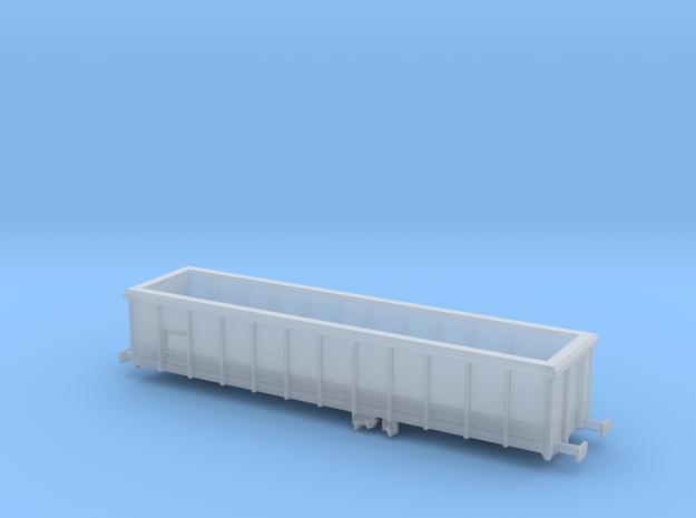 PKP wagon 401Wj Z scale (skala Z)