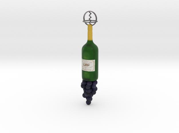 Wine in Full Color Sandstone