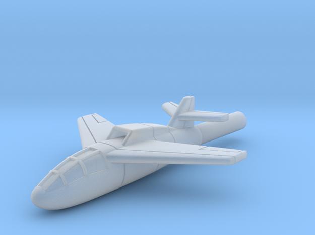 (1:285) Messerschmitt Me P.1079/10c in Smooth Fine Detail Plastic