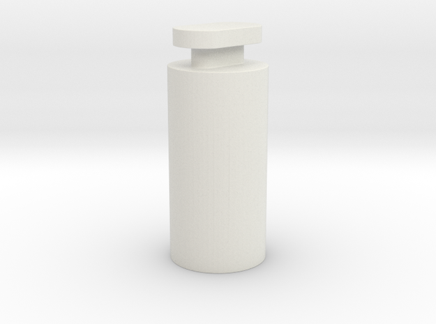 Ikea GALANT 116941 in White Natural Versatile Plastic