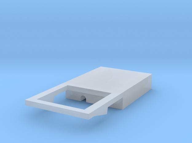 flyHolder frame v2 in Smooth Fine Detail Plastic