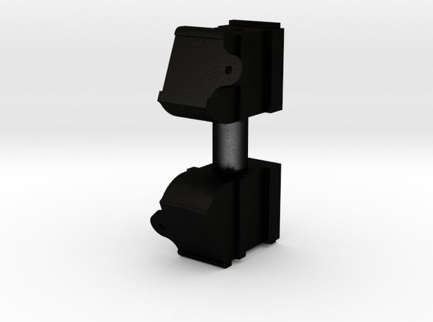No. 23 - Tender Journal Box 2 REV .625 plus 1% in Matte Black Steel