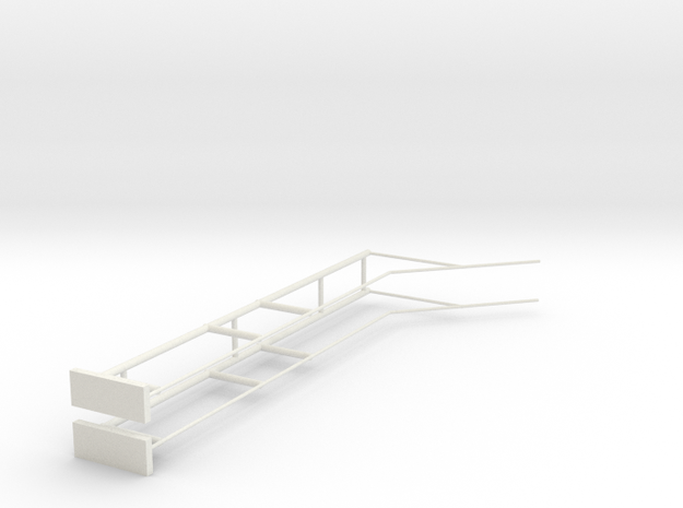 Wash Rack S scale
