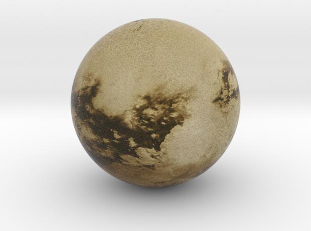 Cloudless Titan 1:250 million in Full Color Sandstone
