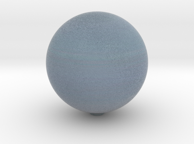 Uranus 1:250 million in Full Color Sandstone