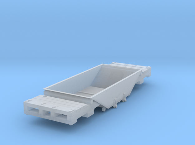 Gilpin ore car as built in Smooth Fine Detail Plastic
