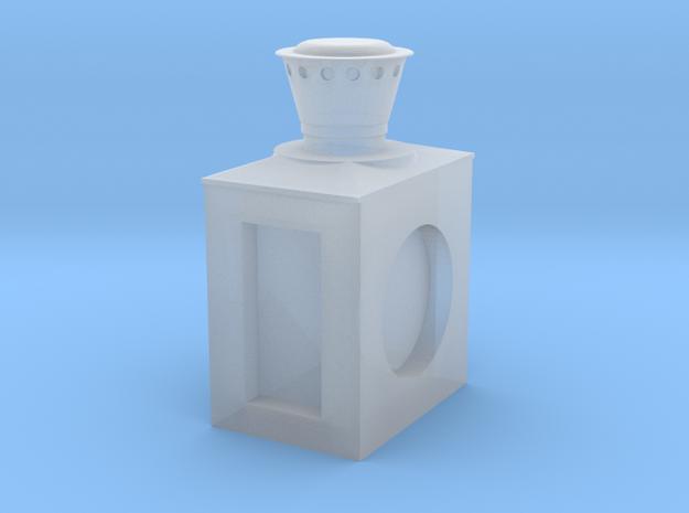 Weichenlaterne_R_TGL in Smooth Fine Detail Plastic