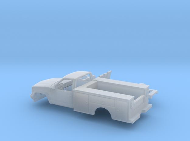 1/160 1990-98 Chevrolet Cheyenne RegCab Utillity in Smooth Fine Detail Plastic