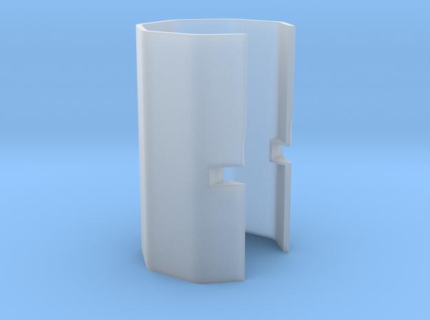 DeAgo Falcon Corridor - Turret Light Box - Option in Smooth Fine Detail Plastic