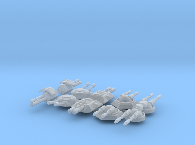 1/270 Turret Variety Pack #2