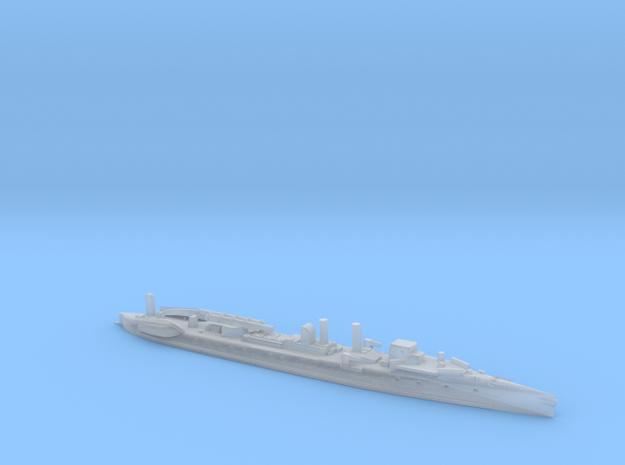 Drazki 1/700 (without mast) in Smooth Fine Detail Plastic