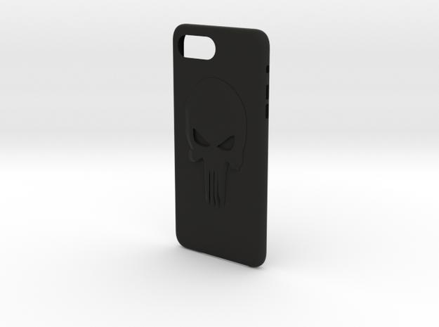 cases iphone 7 dead thema in Black Premium Versatile Plastic