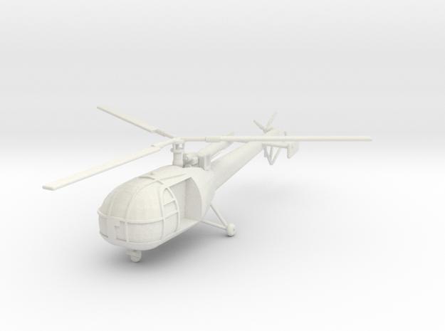 BW03 Alouette III (1/100)