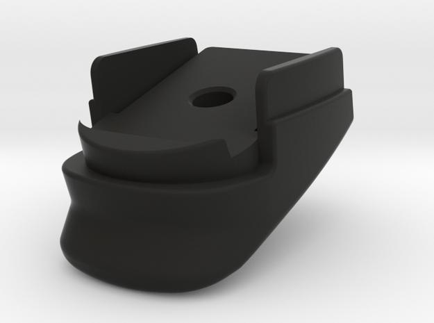 SIG P320 Sub-Compact Medium Extension in Black Natural Versatile Plastic