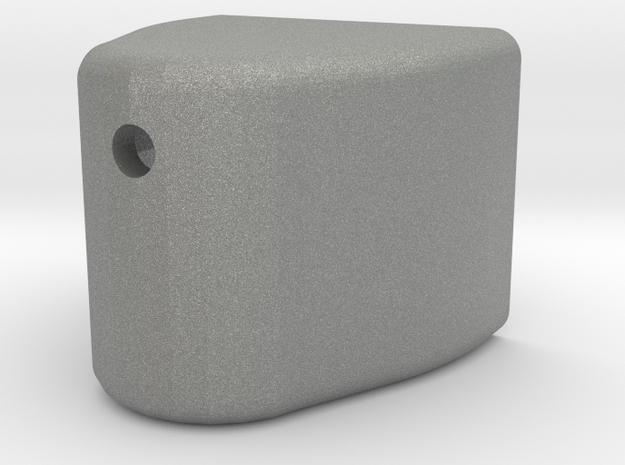Knopf für Heizungsregelung - Heater knob -compatib in Gray PA12