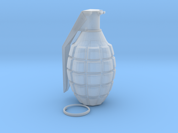 1/4th Scale Pineapple Hand Grenade     DDかSDドールの「パ in Smoothest Fine Detail Plastic