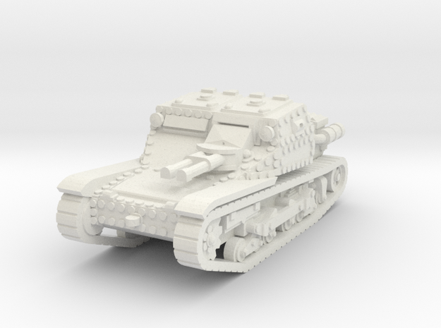 cv 35 scale 1/87 in White Natural Versatile Plastic