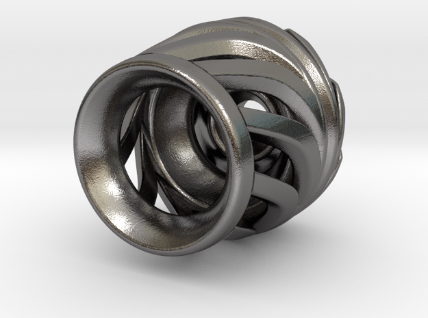 tzb tachyon in Polished Nickel Steel