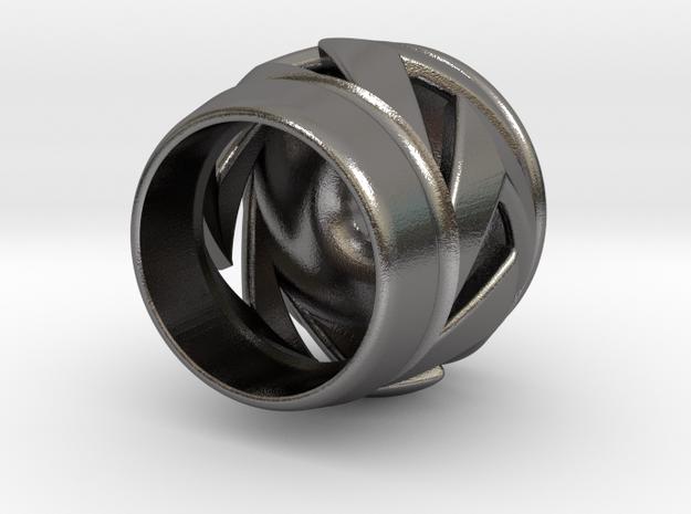 tzb baryon in Polished Nickel Steel