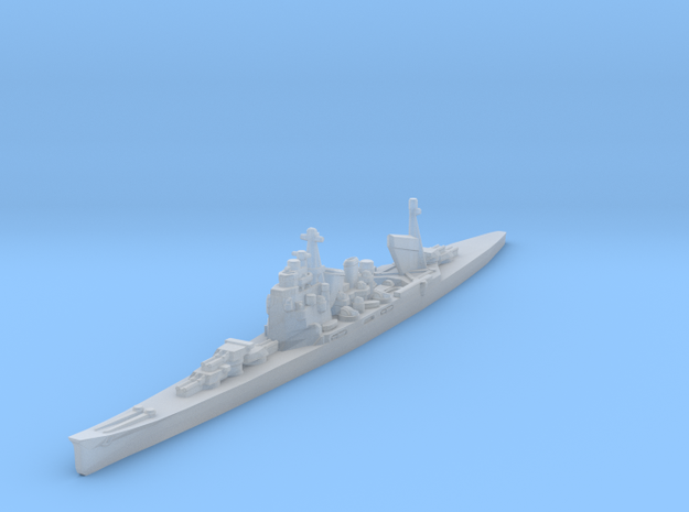 Takao class cruiser 1/4800 in Smooth Fine Detail Plastic