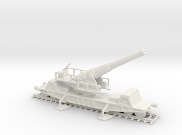 British  bl 9.2 mk 13 1/76 railway artillery ww1