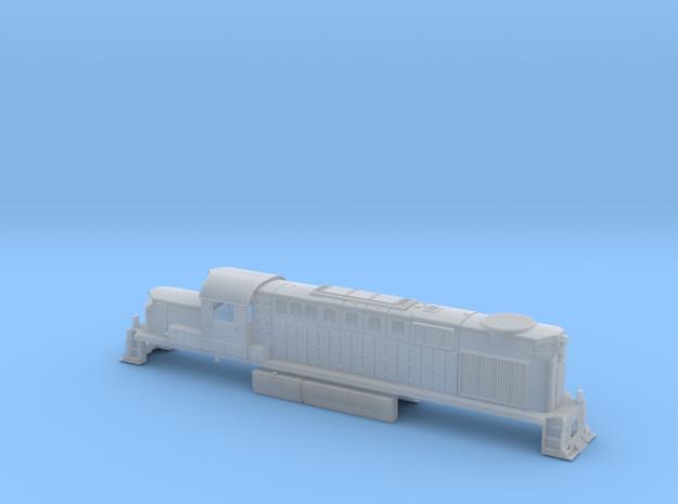 ALCO RSD-15, Southern Pacific/Cotton Belt version