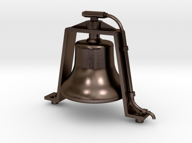 "Bronze 1.5"" Scale Air Powered Bell"
